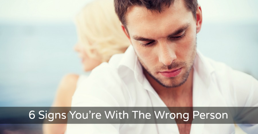 signs youre dating the wrong man 13 signs the guy you're seeing is a complete and utter fckboy  if you're  dating a fckboy, get out asap  he'll fob you off for as long as possible, so if it  all goes wrong he can just say you were 'never really together.
