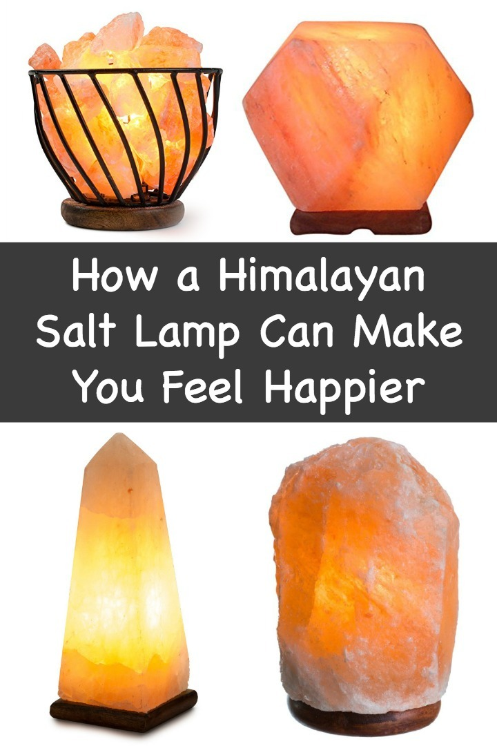 How a Himalayan Salt Lamp Can Make You Feel Happier ~