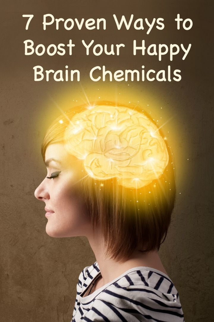 7 Proven Ways to Boost Your Happy Brain Chemicals -